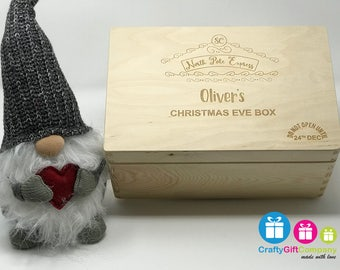 Christmas Eve Box Personalised