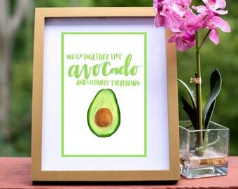 Ode to an Avocado