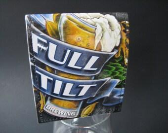 Full Tilt Pale Ale Beer Wallet