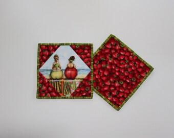 023 Apple Fruit Ladies