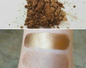 Cleopatra - Bronze-Brown, Mineral Eyeshadow, Mineral Makeup, Vegan