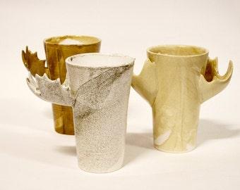 Moose Vase