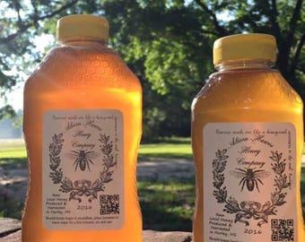 Mississippi Wildflower Honey raw