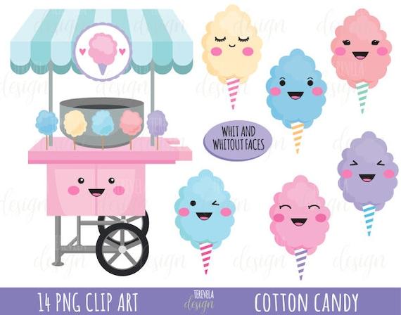 50 sale cotton candy clipart cotton candy printable rh etsy com cotton candy clipart free cotton candy clipart png