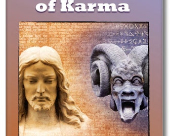 Spiritual Book. Metaphysical Book. SECRETS OF KARMA. Shows how karma affects you not only physically, but emotionally, mentally, spiritually