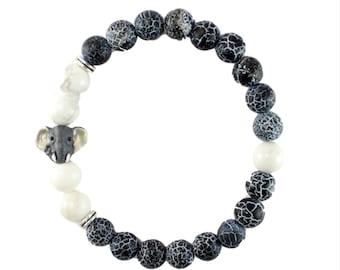 African Elephant Bracelet - Save Animals