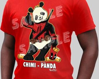 CYBER MONDAY - Youth - Chimi - Chi-Chi Panda