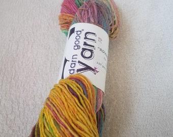 Darn Good Yarn Roving Silk Yarn
