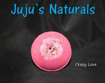 Crazy Love - Bath Bomb