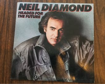Neil Diamond - Headed For The Future VINYL