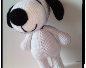Amigurumi Patterns Snoopy : Motorcycle & dog crochet amigurumi pattern