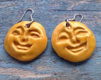 """Earrings """"Keep Smiling"""""""
