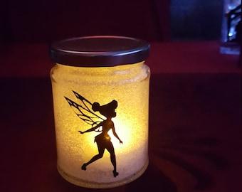 Fairy  Luminaries - Tinker Belle. Believe in magic