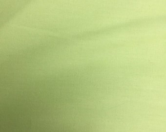 Art Gallery Solids Pale Green