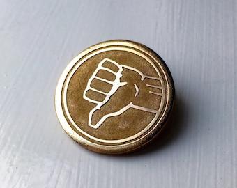 Senior Staff Pin Badge - The Good Place
