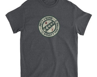 Disney Star Wars Boba Fett Jango Fett Bounty Hunter T-Shirt