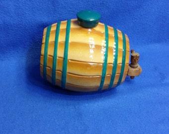 Pucci Umbertide Ceramic Barrel Keg