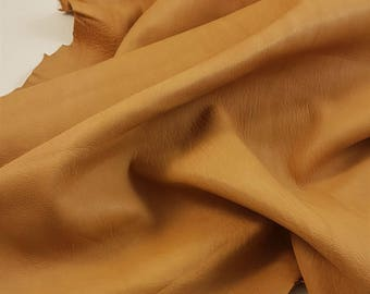 Italian leather, milled, super natural and very soft, sporty looking skin   L112-VT  La Garzarara