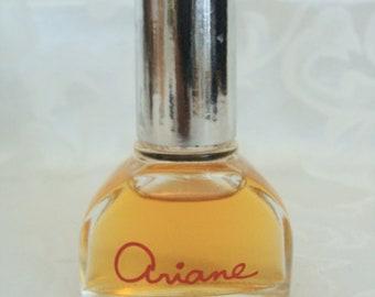 Avon Ariane Cologne Petite .33 oz.