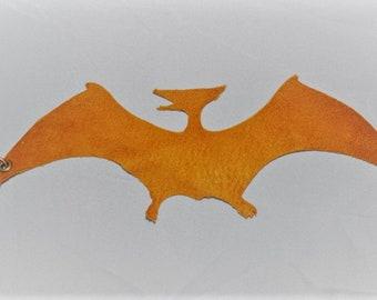 Custom Pterodactyl Dinosaur Cuff Bracelet