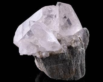 4.7cm RUTILATED QUARTZ Cluster from Alaska - Clear Quartz Crystal Specimen, Raw Quartz, Raw Crystal, Healing Crystal, Healing Stone 5928