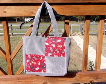 Kitty-At-Play Tote Bag