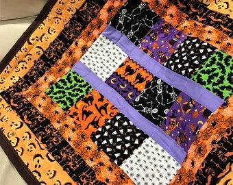 Halloween Handmade Quilt