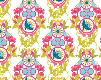 76 - Seventy Six by Alison Glass for Andover Fabrics - A A-8445-L Rising in Snow