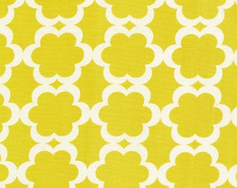 Dena Designs, Kumari Garden, Tarika, Moss, yellow, chartreuse, green, geometric, see coordinates, Free Spirit