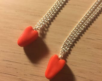 Heart Friendship Necklaces