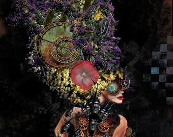 Steampunk Nature Duchess