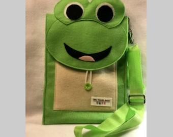 Frog Travel Bag
