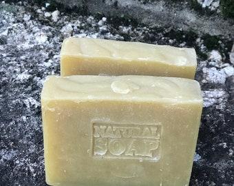 Oatmeal Natural Soap
