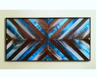 Beach Wood Wall Art ~ Wood Wall Art ~ Large Wall Art ~ Wooden Wall Art ~ Wood Wall Decor ~ Coastal Wood Art ~ Dark Wood Wall Art ~ Coastal