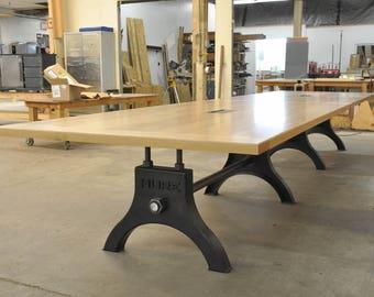 Modern Boardroom Table