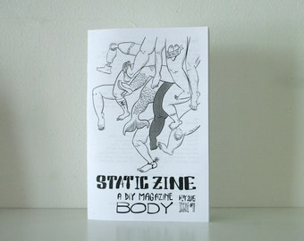 Static Zine #11: Body