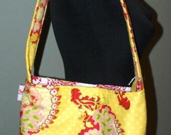 SALE Island Girl Bags Slouch Bag in Heather Bailey