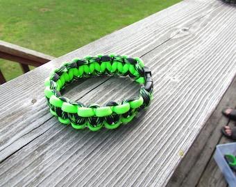 Soloman Paracord Wristband; Custom colors; Customize your wristband