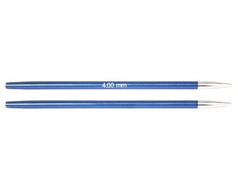 KnitPro Zing Interchangeable Circular Knitting Needles, Knitters Pride Zing Aluminium Circular Knitting Needles.