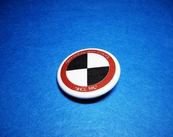 Persona 3 Gekkoukan High School Pinback Button (or Magnet)