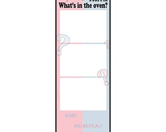 Photo Strip Template for Photo Booths | 2064