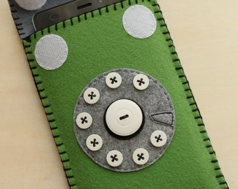 Felt Case for CellPhone/iPhone