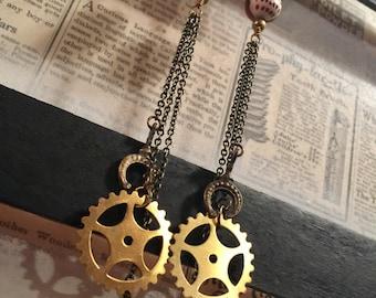 Nightowl earrings