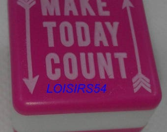 Foam pad pink Today 2.5 mm x 2.5 mm