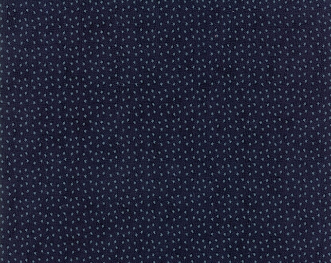 Holly Woods by 3 Sisters for Moda 44177 16 Midnight ~ By the Half Yard ~
