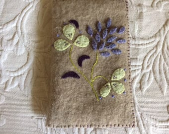 Wool Cell Phone Case
