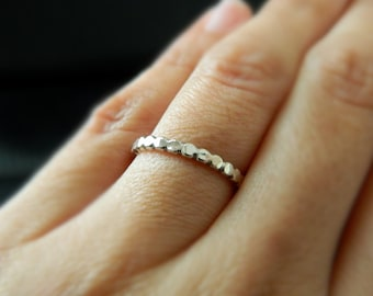 Silver Wedding Rings,  Silver Engagement Rings, Silver Jewellery, Promise Rings, Unique Engagement Rings, Silver Stackable Rings