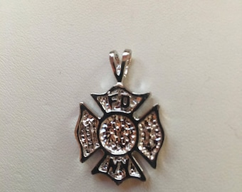 Fire Department NY Pendant Only
