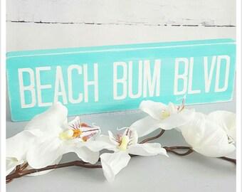 Beach Bum Blvd