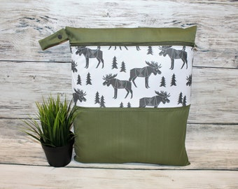 The Moose carry bag